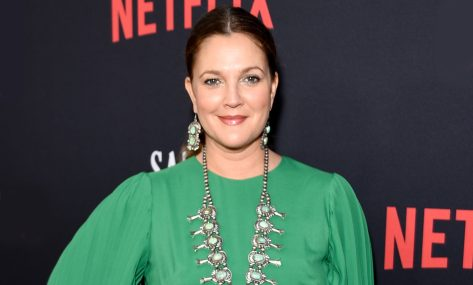 Drew Barrymore Shares Rare Swimsuit Snap