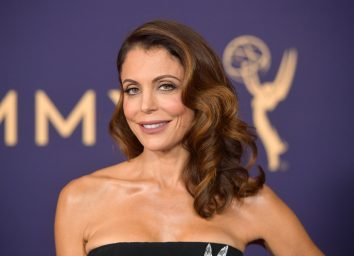 Bethenny Frankel in Bikini Shares Unfiltered Photo From Beach