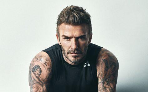 David Beckham Reveals His Exact New Workout