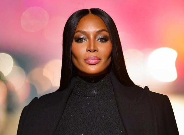 Naomi Campbell in Swimsuit Is Fit at 51