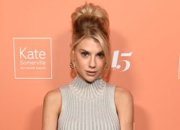 """Charlotte McKinney in Bathing Suit Spends """"48 Hours in Florida"""""""