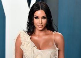 Kim Kardashian in Bathing Suit Gets Birthday Wishes
