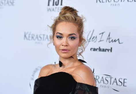 """Rita Ora in Bathing Suit Posts Photo From """"Dream Land"""""""