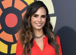 """Jordana Brewster Looks Fit During """"Another Relaxing Morning Workout"""""""